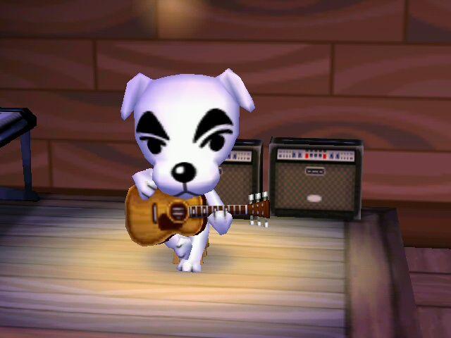 Kéké Laglisse dans Astuce Animal Crossing Wii